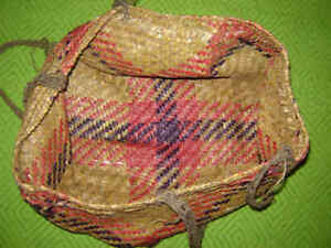 Antique baskets Sepik Wewak Papua New Guinea Oceania $100.00