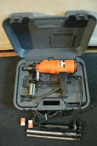 Weka Brand Hand Held Core Drill Model DK 1203 SUPER CLEAN