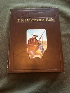THE RIFLEMAN'S RIFLE WINCHESTER'S MODEL 70 1936-1963 Hardcover deluxe by Rule