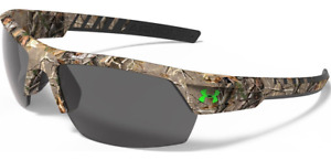 Under Armour Igniter 2.0 Sport Sunglasses Satin Realtree AP CamoGray Z87.1 ANSI
