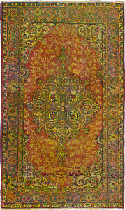 Hand-knotted Turkish 4'0