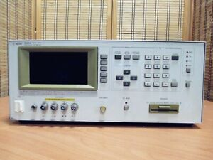 【Kang Rong Scientific】Agilent 4284A Opt:001006 20kHz-1MHz Precision LCR Meter