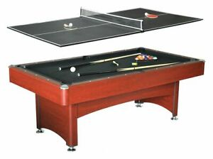 Hathaway BG4023 - Pool Table 7 ft Size 31 H Plastic Drop