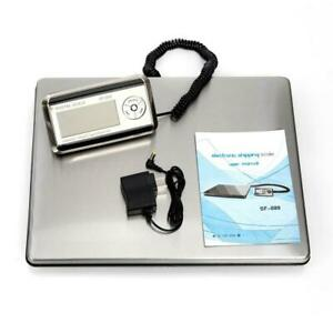 330lbs x 0.2lb LCD Digital Weighing Postal Shipping Scale Post Market Warehouse $33.99