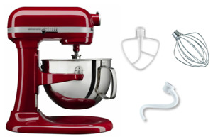 KitchenAid® Refurbished Pro 600™ Series 6 Quart Bowl-Lift Stand Mixer RKP26M1X