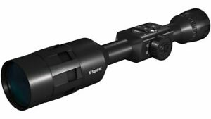 ATN X-Sight 4K PRO 5-20x Day - Night Smart Hunting Scope - Black - DGWSXS5204KP
