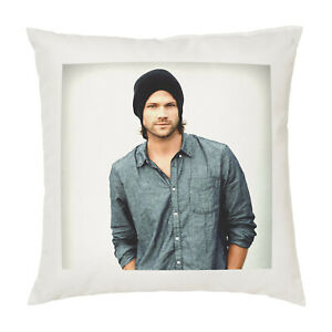Jared Padalecki Cushion Pillow Cover Case - Gift