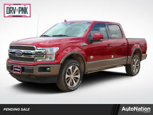 2019 Ford F-150 King Ranch 2019 Ford F-150 King Ranch Four Wheel Drive 3.5L V6 24V Automatic 5 Miles