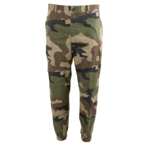 Genuine French Army Combat Pants Military CCE camo T2 trousers Free Fast Ship