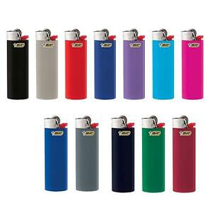 Bic Classic  Full Size Lighter  -Assorted Colors