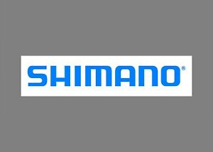 Shimano decals stickers bass boat tournament sponsor fishing rod reel