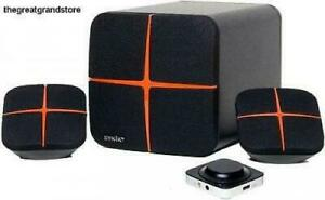 Sound Home Audio Theater Wireless WIFI Bluetooth Speakers System Laptop TV PC