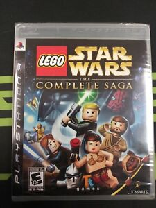 Lego Star Wars the Complete Saga for Ps3 SEALED