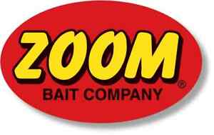 ZOOM BAIT DECAL STICKER 3M USA TACKLE BOX LURES FISHING TRUCK VEHICLE WINDOW CAR