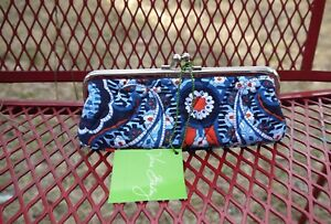 NWT Vera Bradley  KISSLOCK CASE In Marrakesh Free shipping