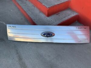 09 10 11 12 2009-2012 Ford Flex Limited Tail Gate Trunk Trim Panel Garnish OEM