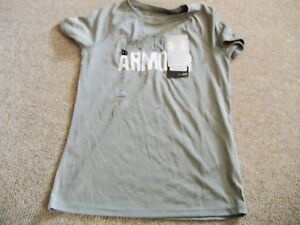 Girls size small Under Armour Shirt New with tags $7.99