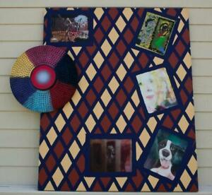 wayneART  DECONSTRUCTED  KALEIDOSCOPE  Mixed Media Art with Rubberized Photos