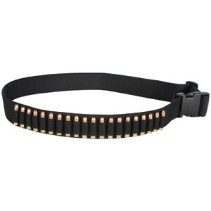 Fox Outdoors Advanced tactical bullet belt - black size 2 adjustable to ALL SIZE