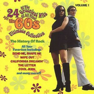 Various Artists - 60's Ultimate Collection / Various [New CD]