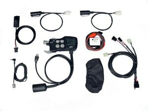 J&M StereoCBWeather Audio System for Driver and Passenger
