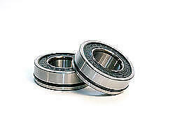 Axle Bearings Small Ford Stock 1.377 ID Pair MOSER ENGINEERING 9507F