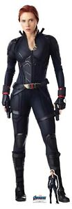 Black Widow from Marvel Avengers: Endgame Official Lifesize Cardboard Cutout GBP 41.49