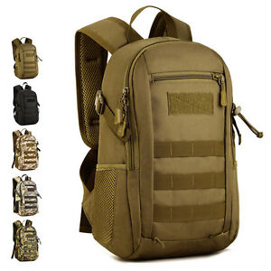 Hiking Backpack 40L Tactical Waterproof Hunting Laptop Camping Military Backpack