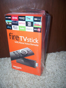 IN STOCK Amazon Fire TV Stick ALEXA VOICE Remote NEW 2nd Generation Streaming