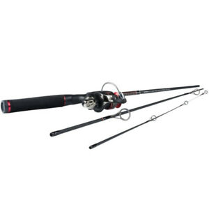 Shakespeare Ugly Stik GX2 Travel Spinning Fishing Rod and Reel Combo (6'6