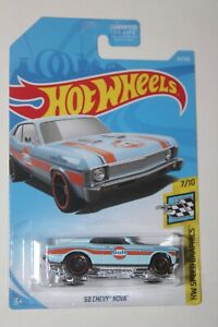 HOT WHEELS HW SPEED GRAPHICS '68 CHEVY NOVA