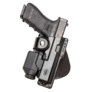 Fobus Paddle Holder Gun Fit: Glock 17 (With Laser Or Light) Hand: Right