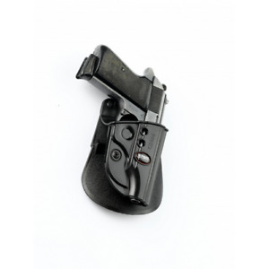 Fobus Rotating Paddle Holder Gun Fit: Walther Pp Hand: Right