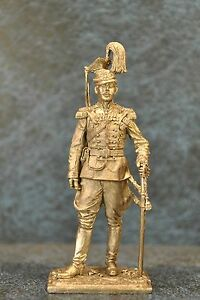 Tin Soldiers * Colonel of the Life Guards Lancer Regiment. Russia * 54-60 mm *