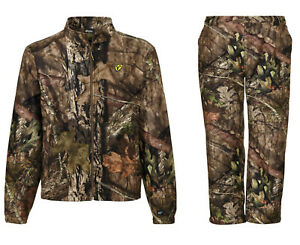 NEW Scent Blocker Axis Midweight Hunting Jacket amp; Pant Mossy Oak Country