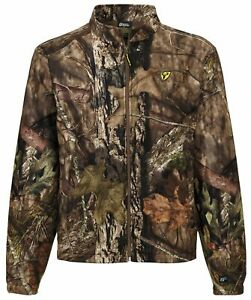 NEW Scent Blocker Axis S3 Midweight Hunting Jacket Mossy Oak Country