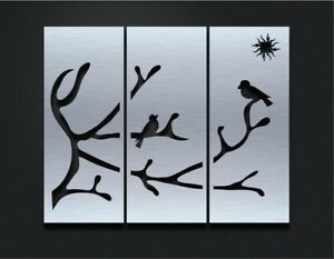 Metal Wall Art Tree Of Life Decor Outdoor Decorative Sculpture by Master Cut