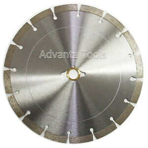 9 Diamond Saw Blade for Brick Block Concrete Masonry Pavers Stone 10MM