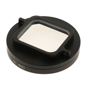 52mm Macro Photography Close-up +10 Lens Filter for GOPRO Hero 5 Hero 6 7