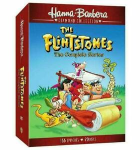 BRAND NEW! THE FLINTSTONES: THE COMPLETE SERIES. 20 DISC DVD BOX SET