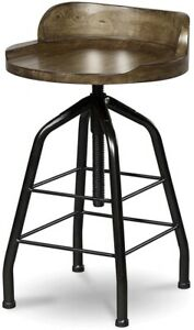 STOOL UNIVERSAL FURNITURE CASUAL DINING AND ACCENTS POTTER'S HICKORY SOLID