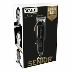 New Wahl Professional 8545 5-star Series Senior Corded Clipper - Fast Shipping!