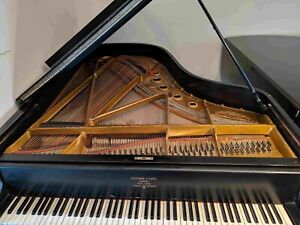 Steinway B in RARE Tulip leg design all original including non-plastic keys!!!