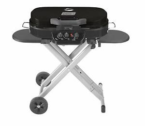 Gas Grill  Portable Propane Grill for Camping & Tailgating  RoadTrip Barbeque