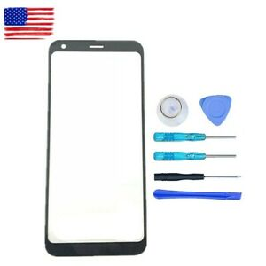 OEM Front Outer Glass Screen Lens Replacement For LG Q7 Q7 Plus Q610 WOCA Tool