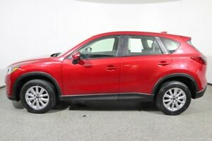 2016 Mazda CX-5 AWD 4dr Automatic Sport 2016 Mazda CX-5 AWD 4dr Automatic Sport Soul Red Metallic SUV 2.5L 4 CYLINDER 6-