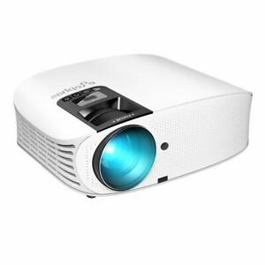 Projector Elephas 3500 Lumen Led Home Theater Projector With 200