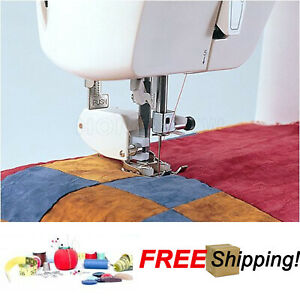 Foot Sewing Machine Presser Walking Moving Feed System Holder Fabric Attachments