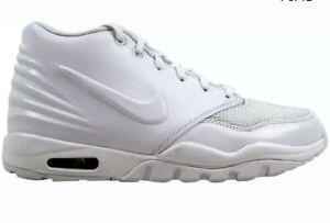 Nike Air Entertrainer WhiteWhite-Black Men's 819854-100 SZ 8