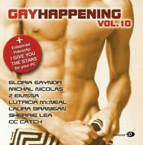 Various Artists - Gay Happening, Vol. 10 [New CD]